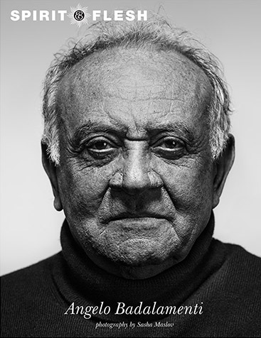 Alter Ego Issue, Angelo Badalamenti