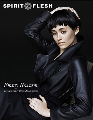 Alter Ego Issue, Emmy Rossum