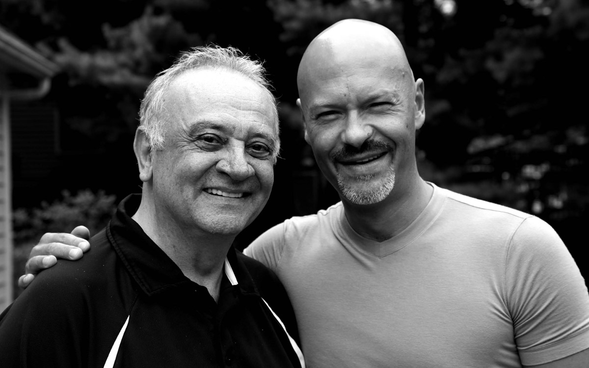 Spirit and Flesh: Angelo Badalamenti & Fedor Bondarchuk.
