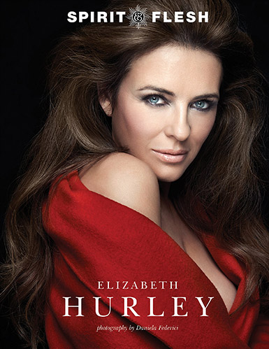 The Passion Issue, Elizabeth Hurley