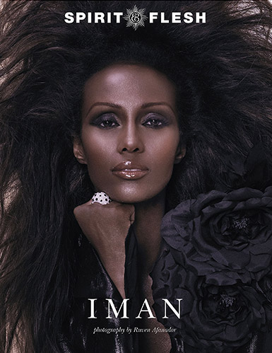 The Passion Issue, IMAN