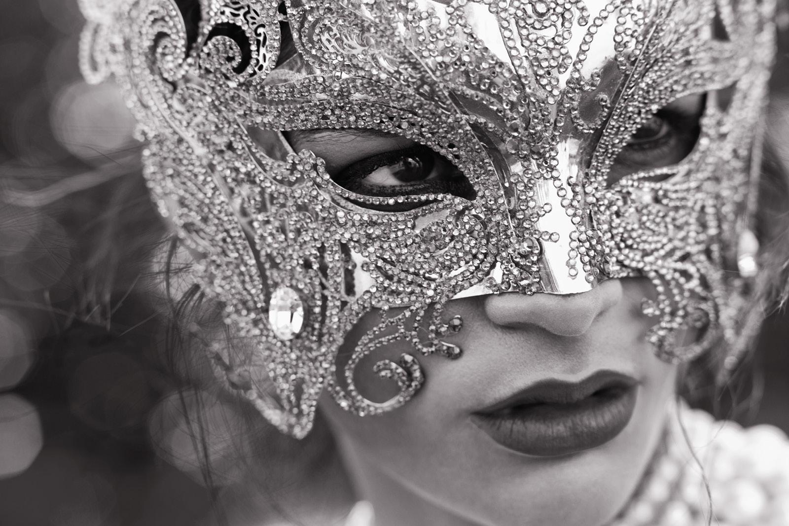 Masquerade Mask EKATERINA KUKHAREVA