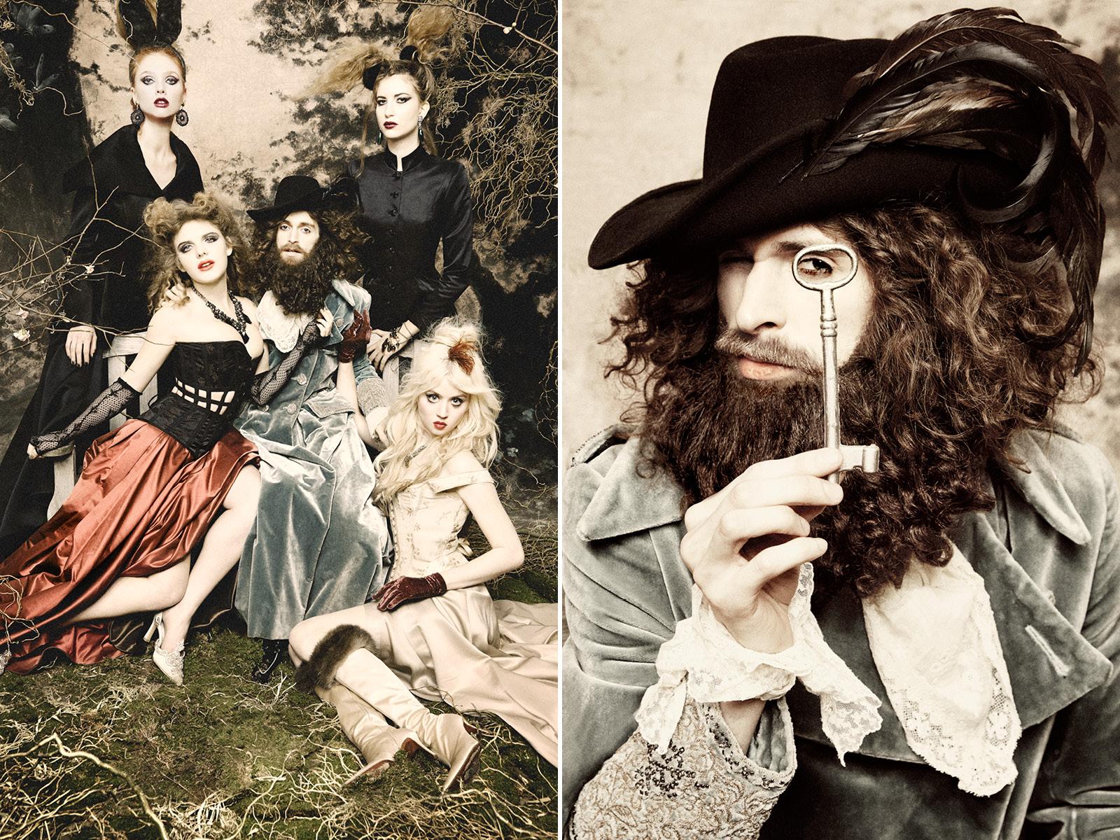 Spirit & Flesh Mag - Beauties and the Beast -11