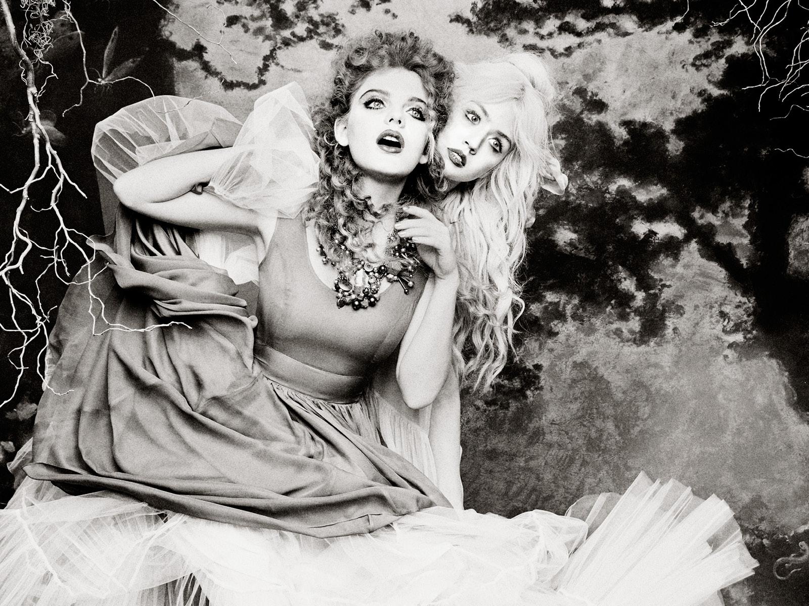 Spirit & Flesh Mag - Beauties and the Beast -7