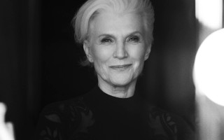 Spirit & Flesh magazine - Maye Musk_Main_