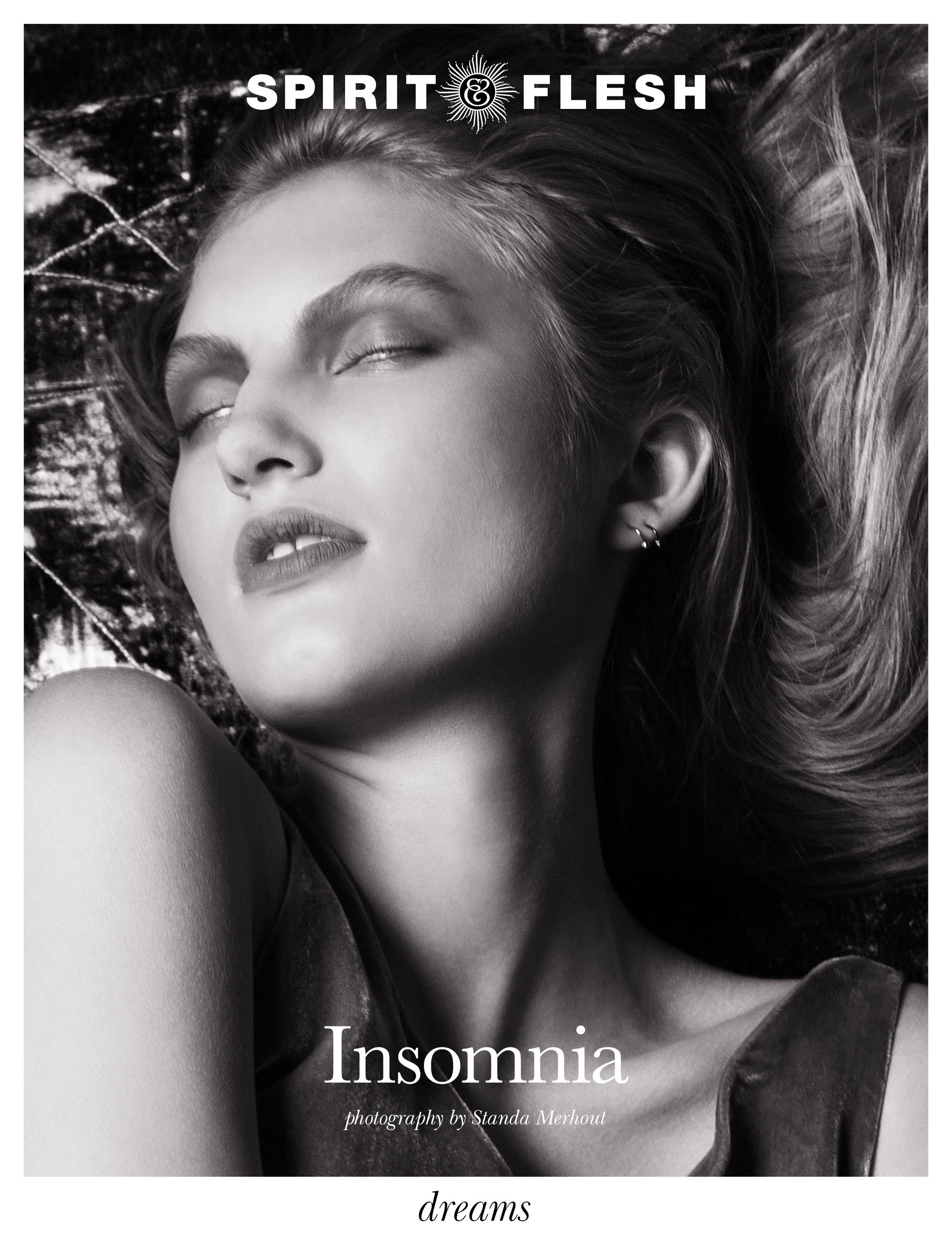 6-Spirit-&-Flesh-Magazine_Dreams-issue-Cover_INSOMNIA by Standa Merhout