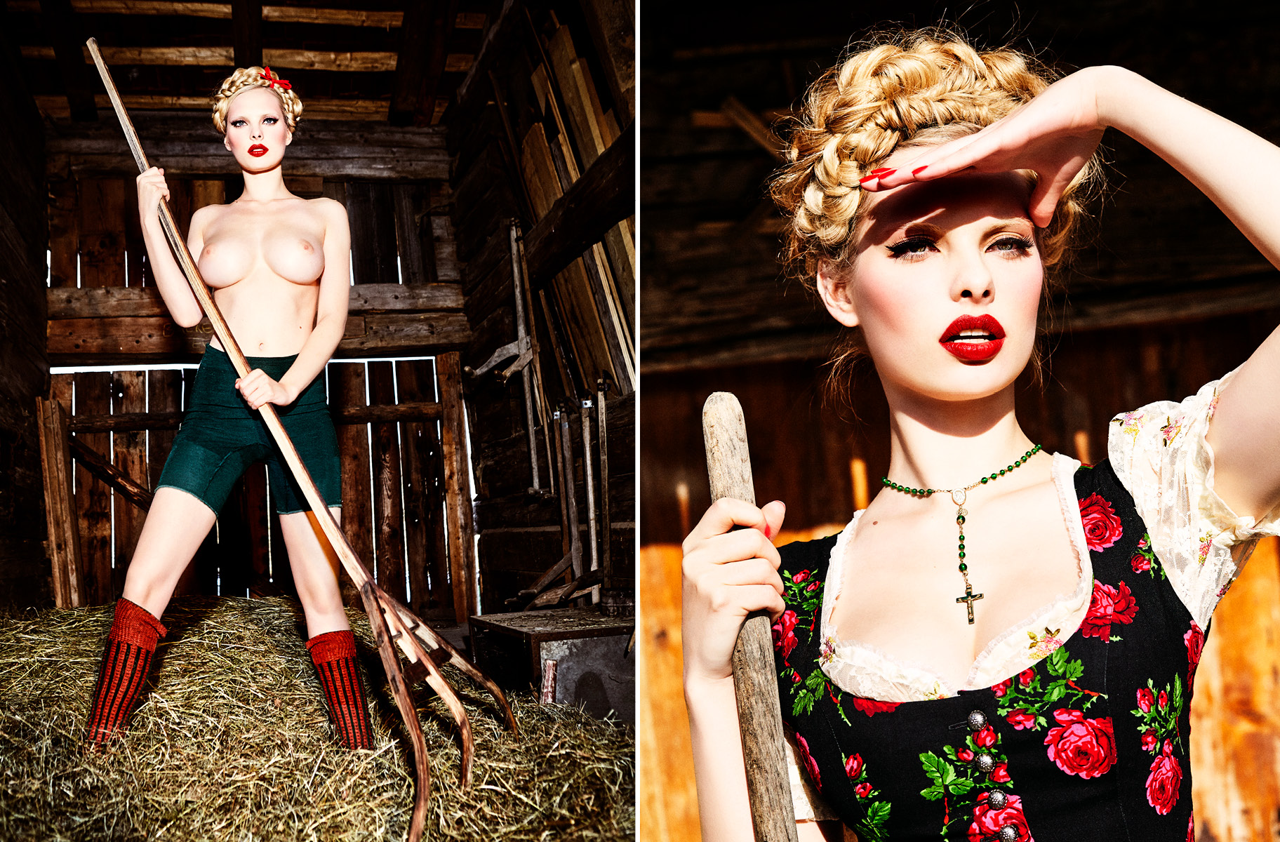Spirit-&-Flesh-Magazine_Heimat_by-Ellen-von-Unwerth_5