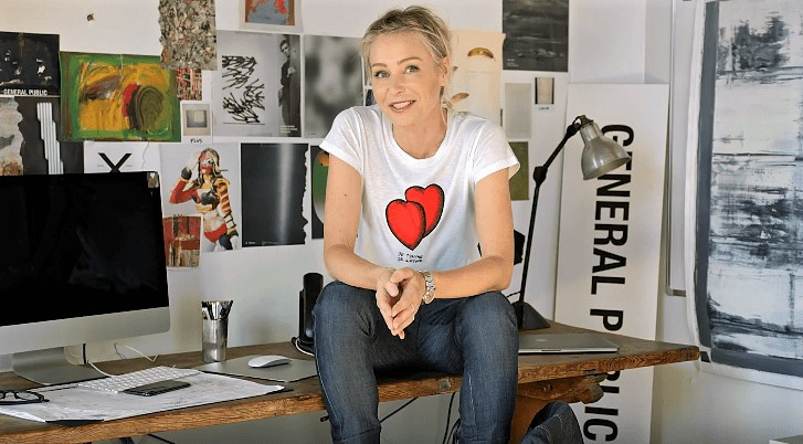 Portia de Rossi introduces General Public