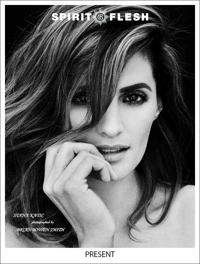 Spirit-&-Flesh-Magazine_STANA-KATIC_by_BRIAN-BOWEN-SMITH_Cover