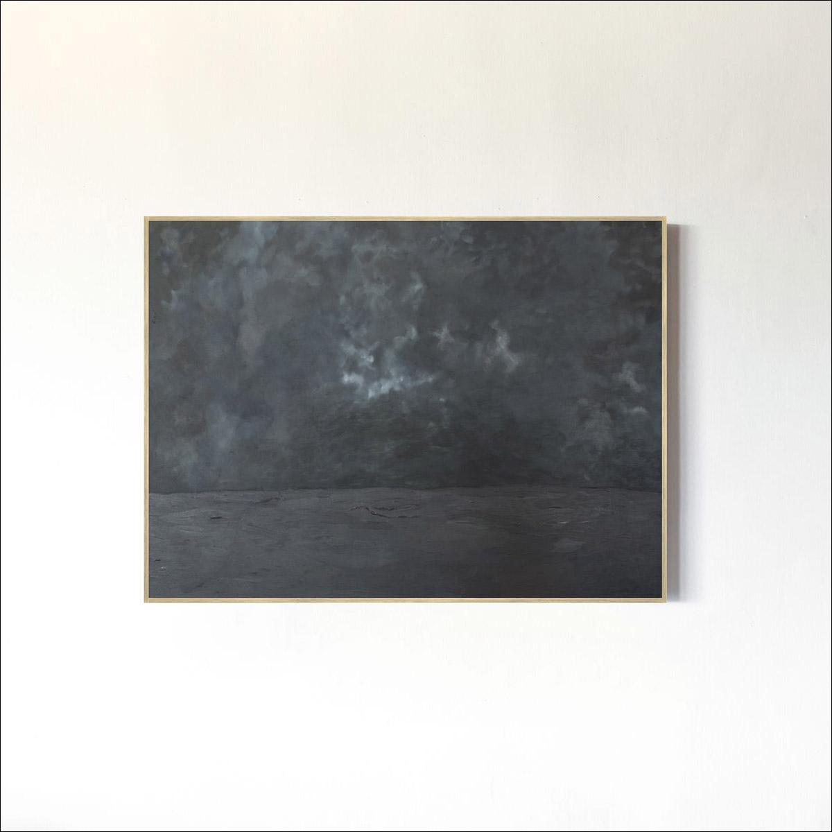 Synograph of _Dark Moon_ by Kali Sanders