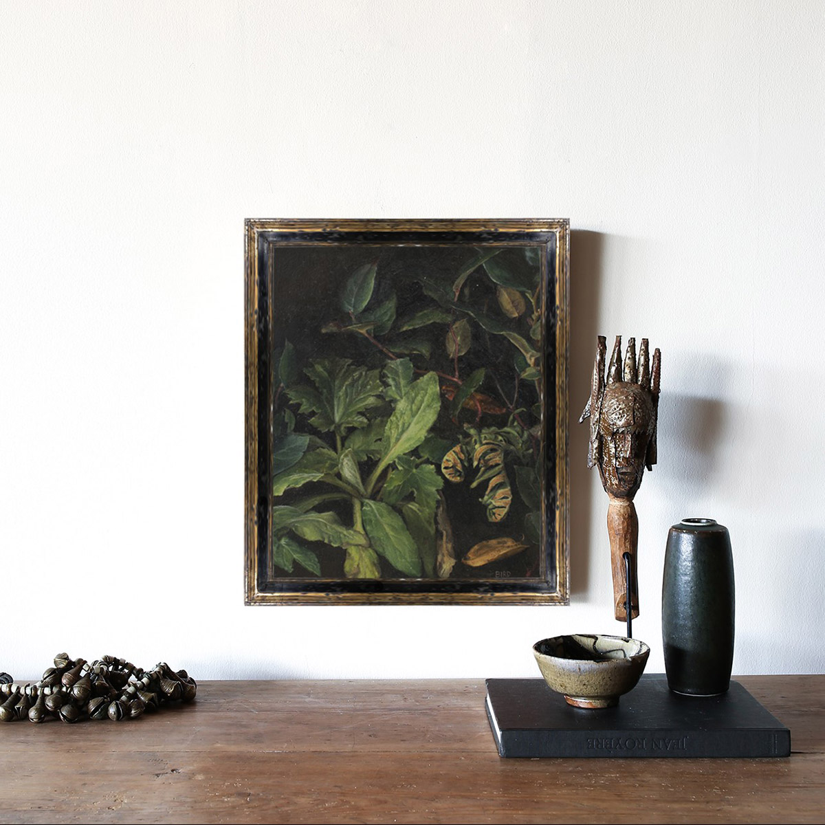 Synograph of _Forest Still Life_by Sarah Bird