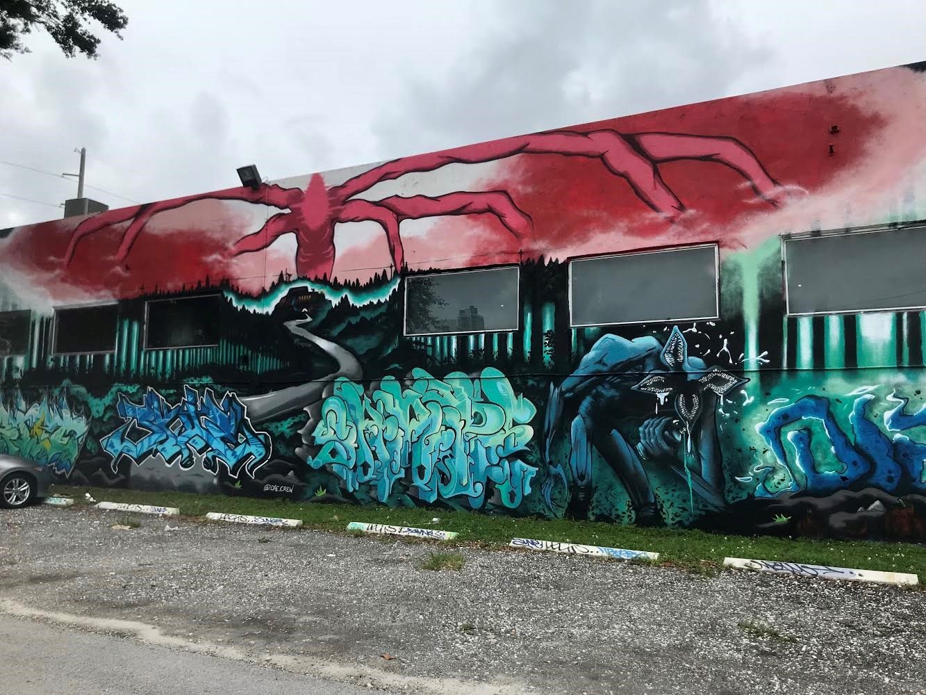The Power of Graffiti by Julia Wood