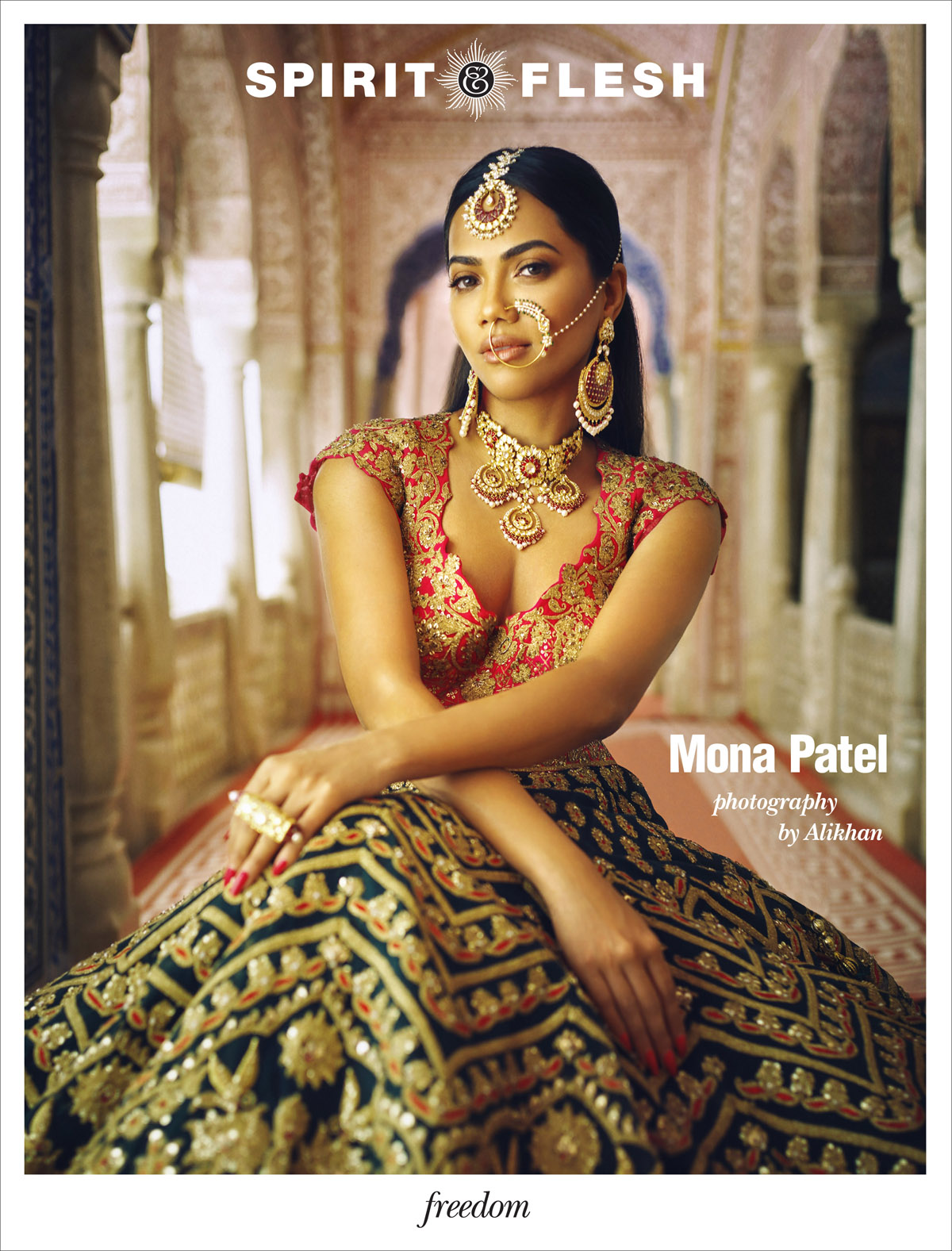 Spirit-&-Flesh-Magazine_Alikhan_Mona Patel_Child of India__1