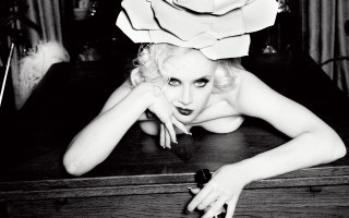 Spirit-&-Flesh-Magazine_Ellen von Unwerth_Mosh_My Pretty Pony_Title