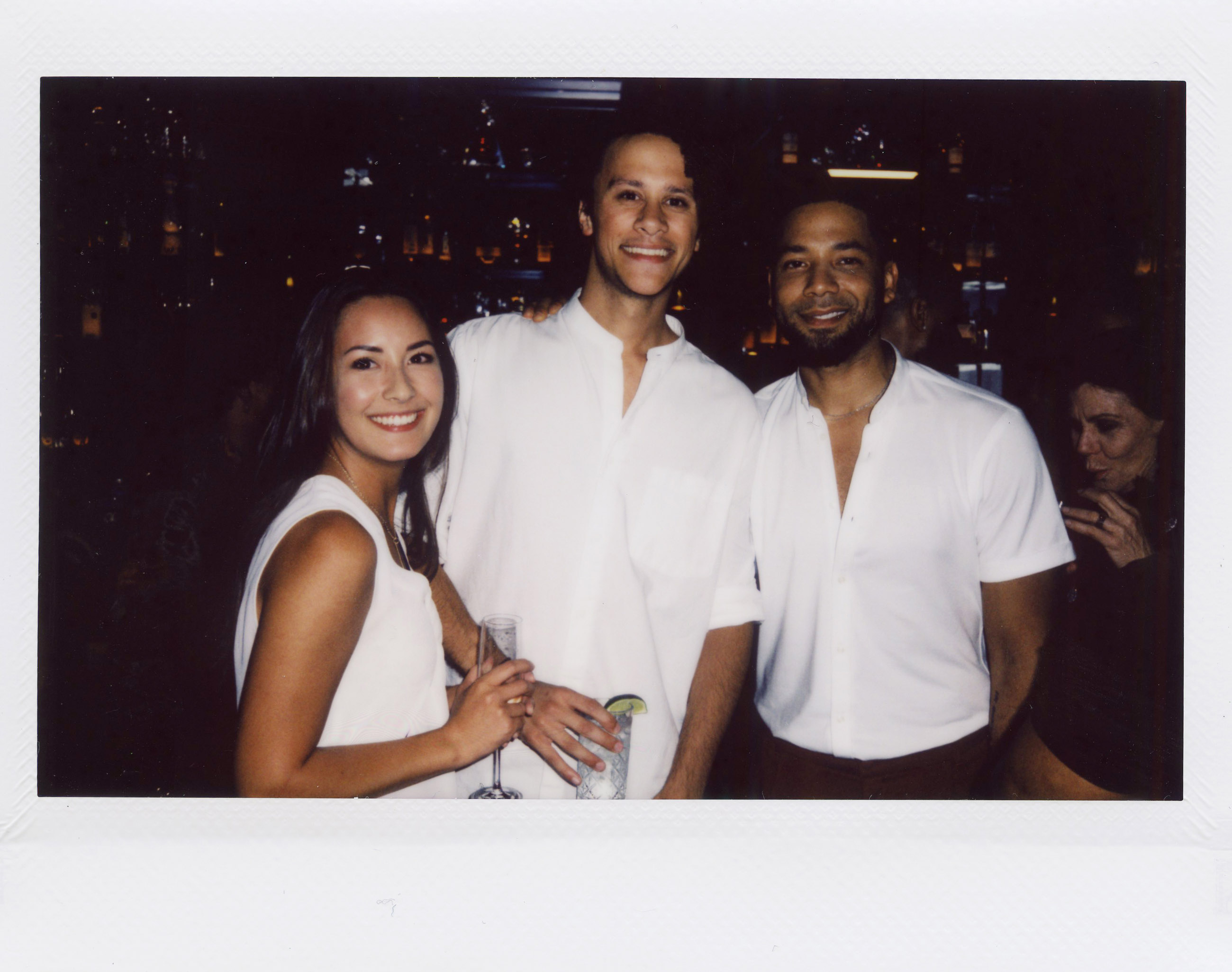 Spirit & Flesh Magazine Jussie Smollett cover event by Minh Nguyen