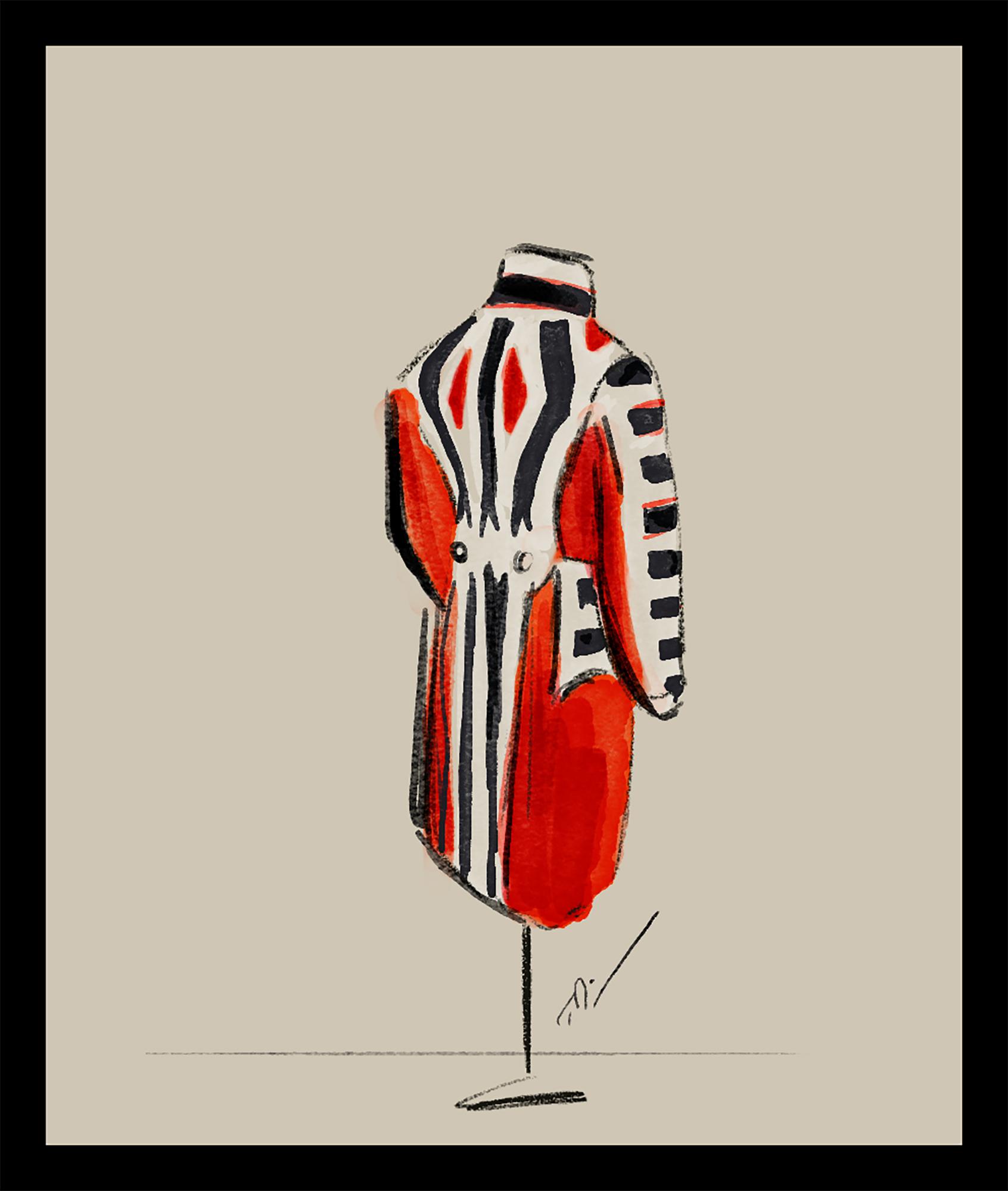 Marie Antoinette Uniform