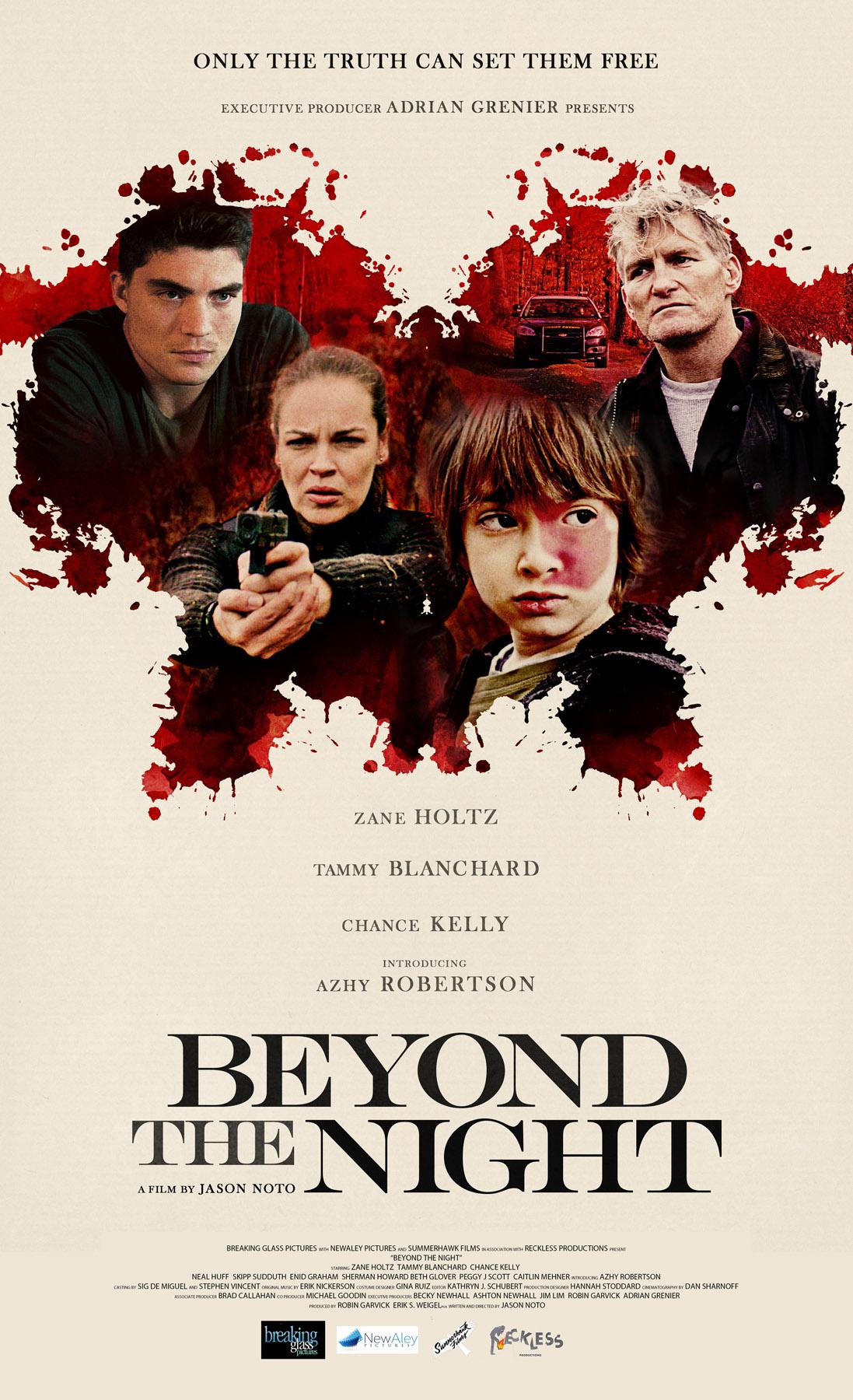 JASON NOTO_BEYOND THE NIGHT _poster